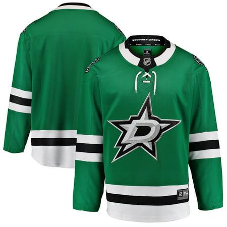 Dallas Stars Fanatics Branded Youth Breakaway Home Jersey - Green Dallas Stars Jersey Case