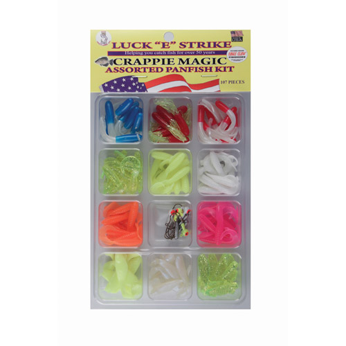 "Luck ""E"" Strike Crappie Kit"