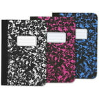 FileMate TC450 Composition Book Folio Case for iPad mini, Assorted Colors