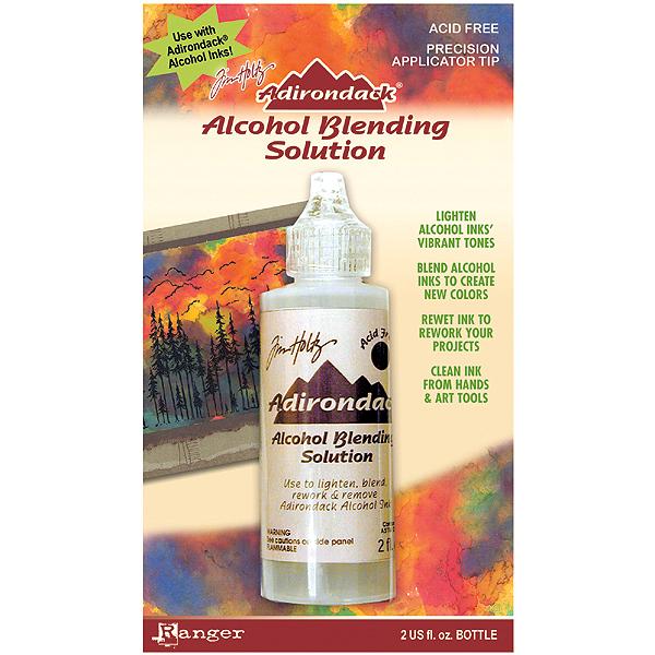 Ranger Adirondack Alcohol Blending Solution, 2-Ounce Multi-Colored