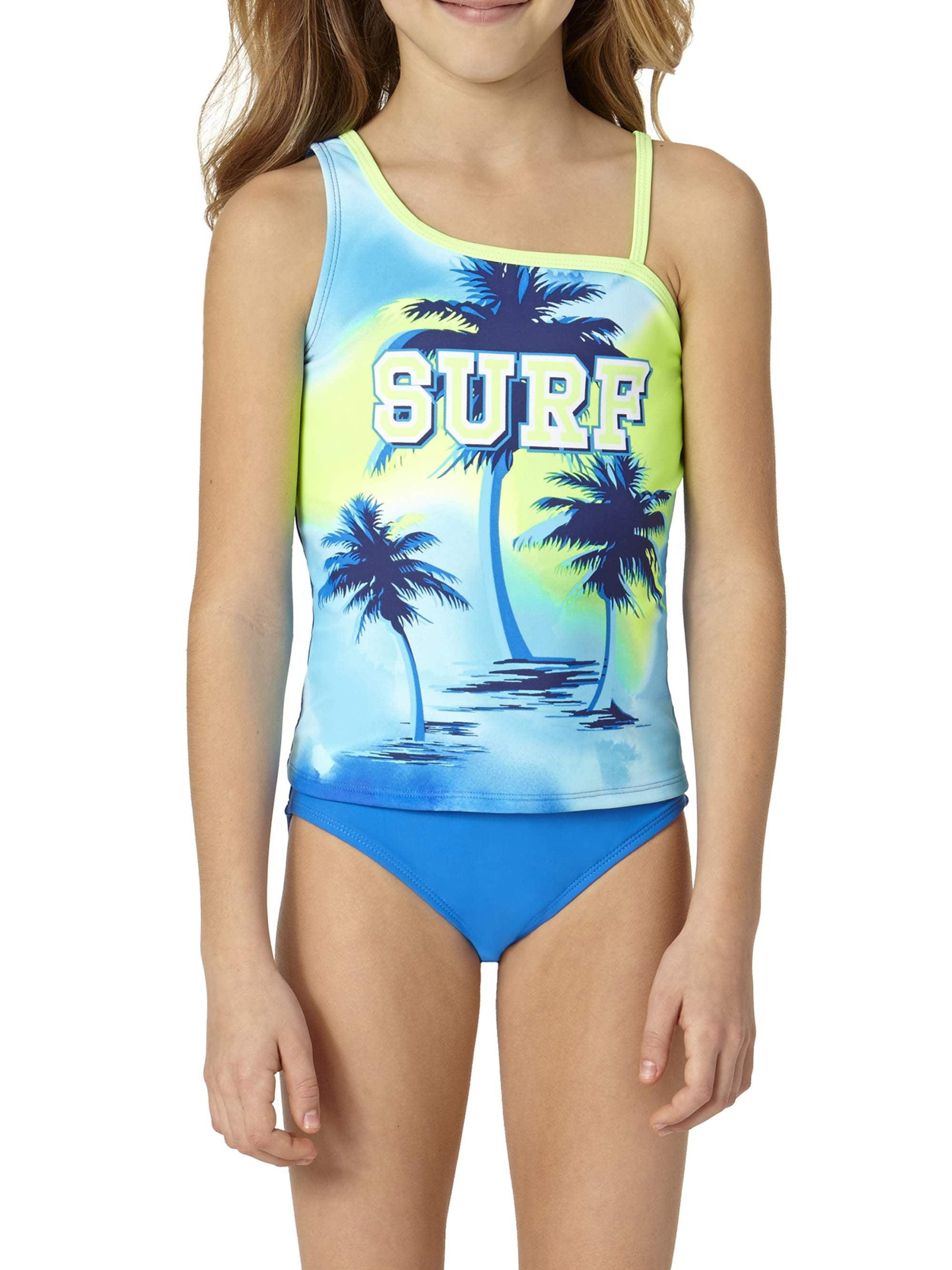 Girls' Sedona Surf Tankini Swimsuit