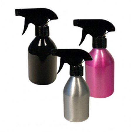 Softn Style Aluminum Spray Bottle 11 Oz   Color May Vary