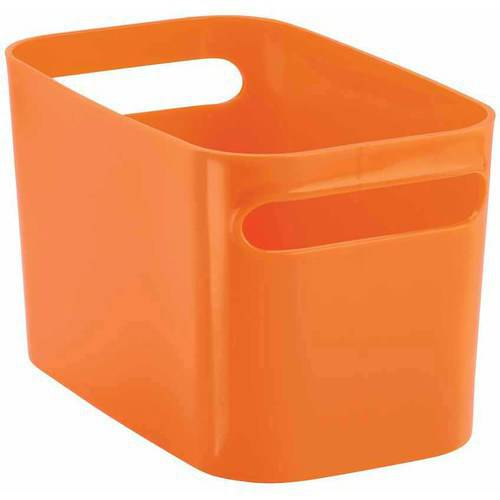 InterDesign Una Storage Bin, 10x6x6