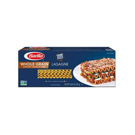 (3 pack) Barilla Lasagne Whole Grain, 13.25 OZ