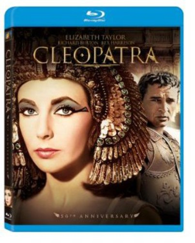 cleopatra 50th anniversary blu ray