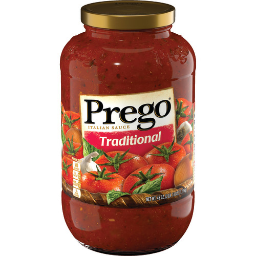 Prego Traditional Italian Sauce, 45 oz.