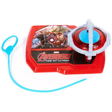 Avengers 2 - Age of Ultron, Cake Decorating Kit with Spinning Light Up Toy, DecoPac