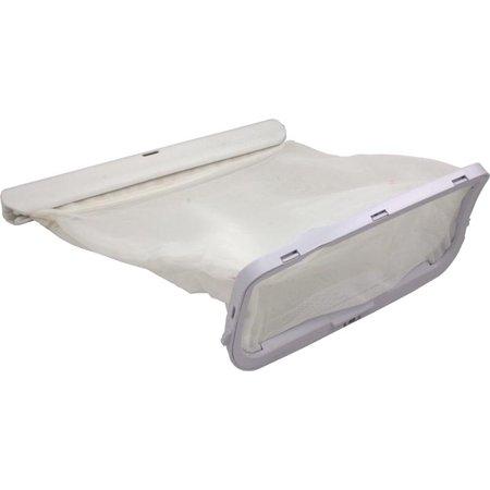 Phantom Debris Bag (Debris Bag, Hayward Phantom Cleaner, Large, White )