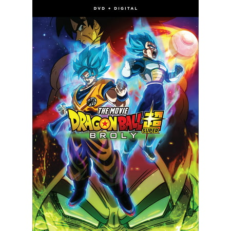 Dragon Ball Super: Broly - The Movie (DVD + Digital