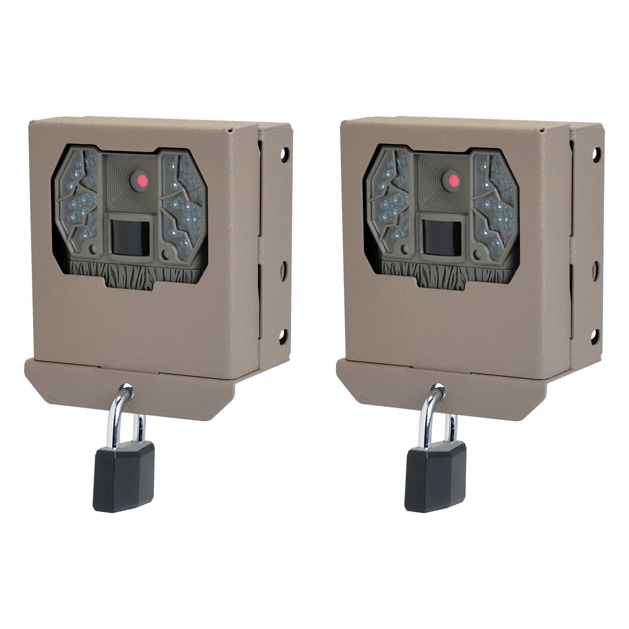 Stealth Cam Protective Security Box for ZX RX Game Cameras, 2 Pack | STC-BBZX by Stealth Cam