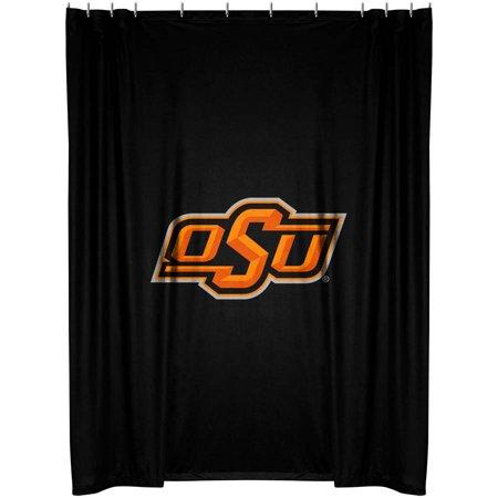 Ncaa Oklahoma Stateate Shower Curtain