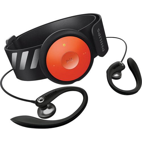 Philips 4GB Fit Dot MP3 Player, SA5DOT04ONS/37