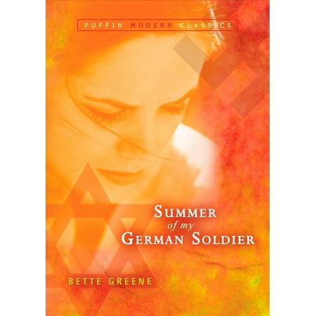 Summer of My German Soldier (Puffin Modern