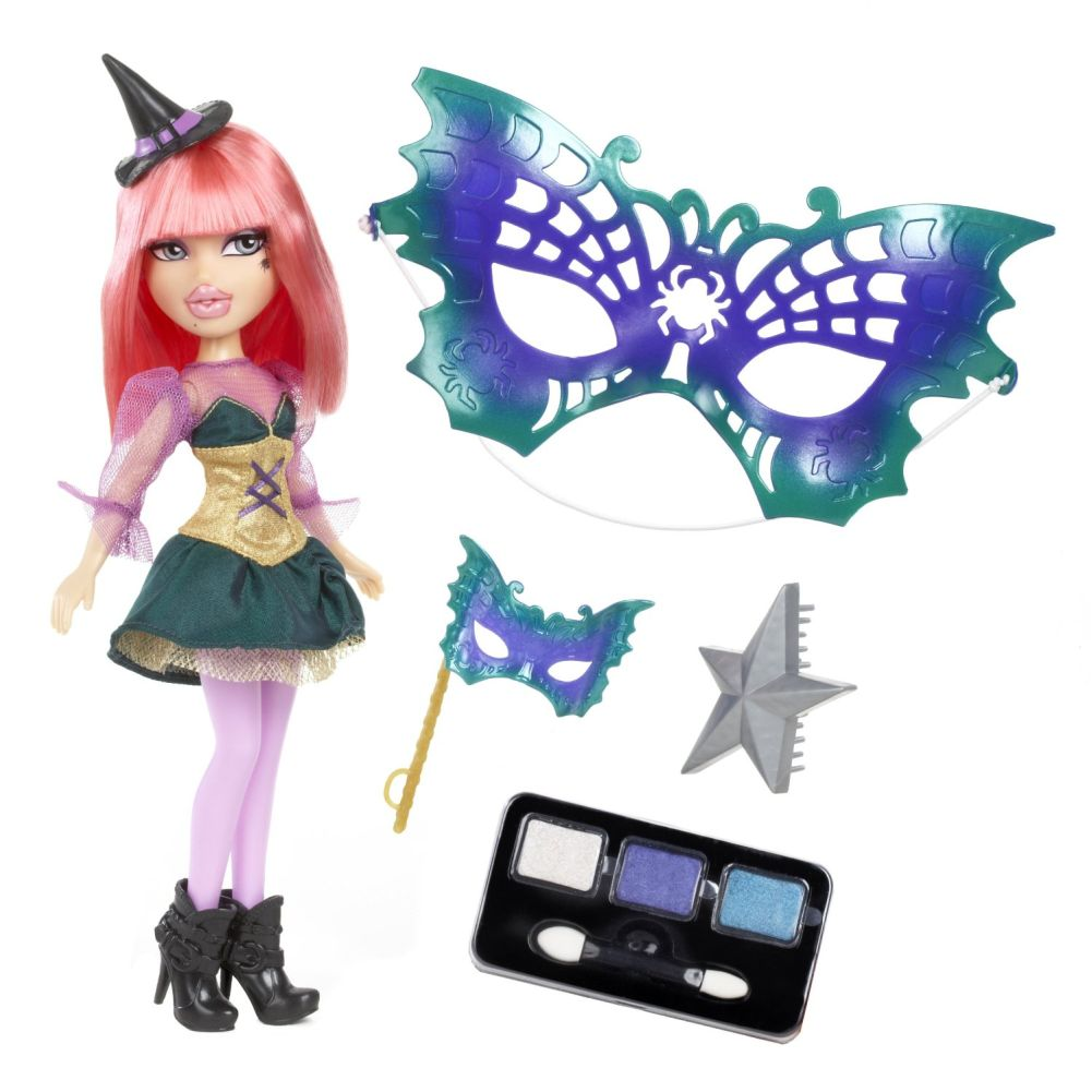 Bratz Masquerade Finora Doll with Disguise For You by MGA