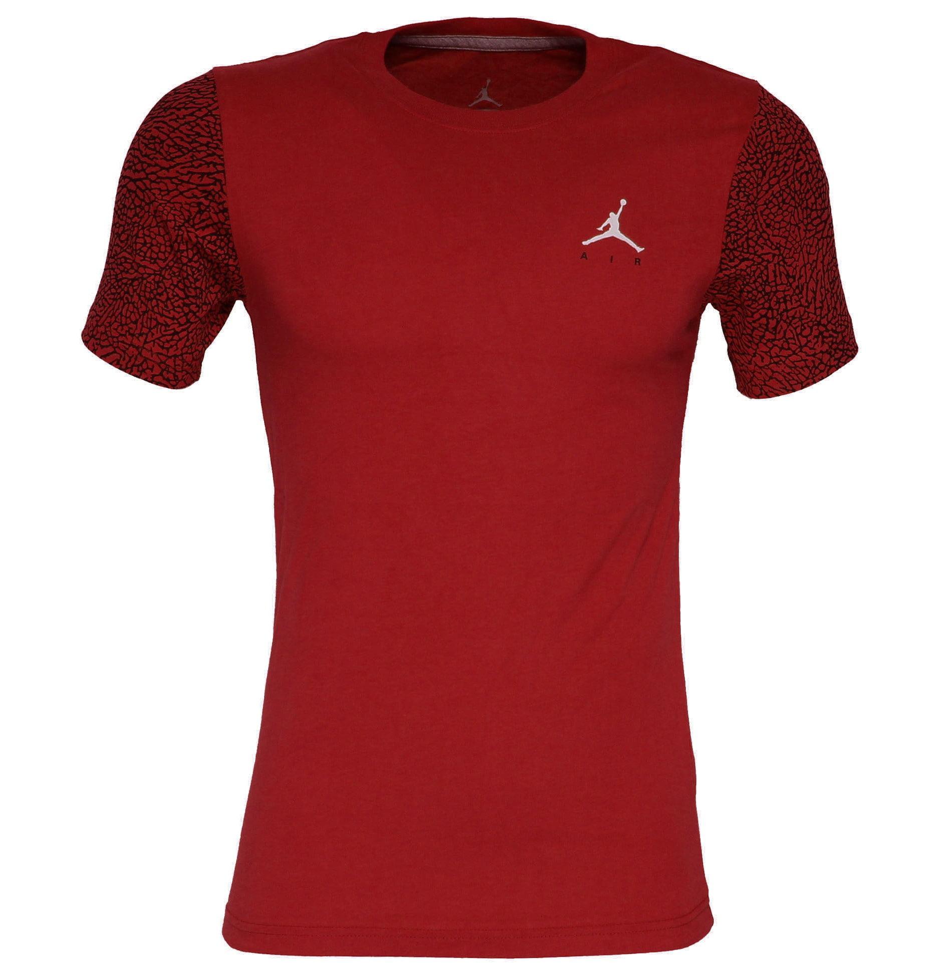 Nike Air Jordan Elephant Sleeve Men's T-Shirt Large