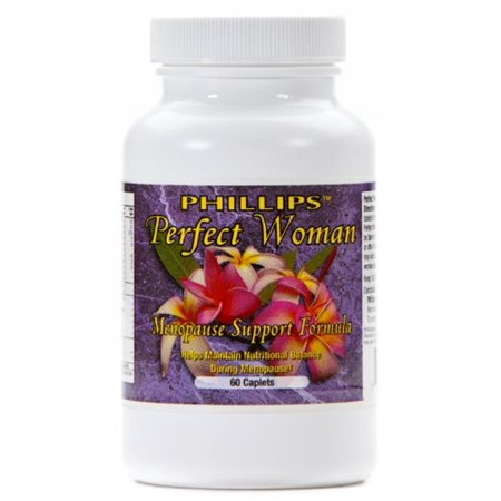 Perfect Woman Menopausal Tablets 90 count Womens Menopausal Support 90 Tabs