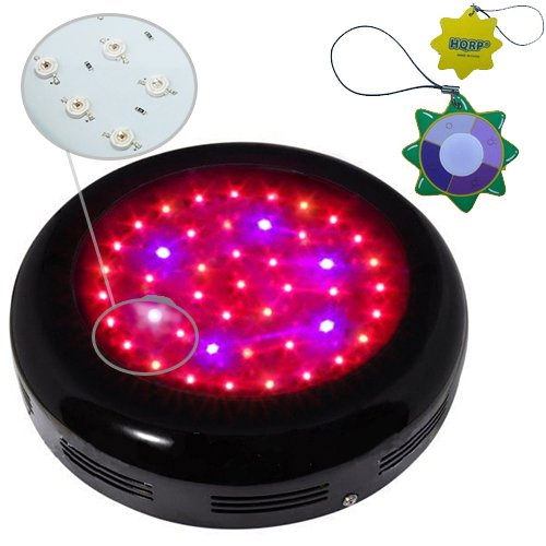 HQRP 135W High-Power Super Bright UFO 45 LED 6 Band Full ...