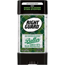 Deodorant: Right Guard Best Dressed