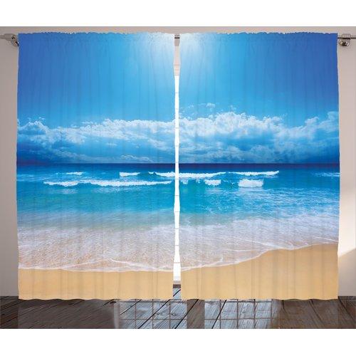 Latitude Run Coney Beach Seascape Theme Landscape of the ...