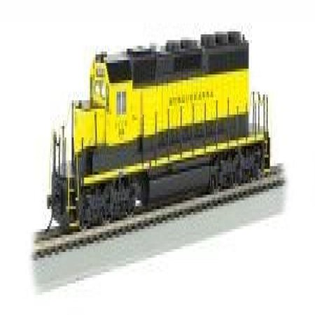 Bachmann Industries New York, Susquehanna And Western #3018 EMD SD40-2 DCC Equipped Diesel Locomotive