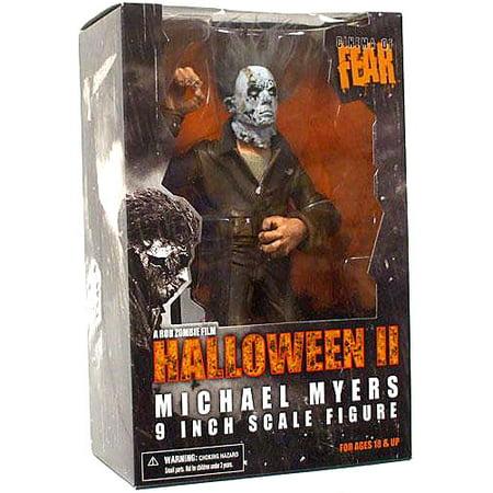Cinema of Fear Michael Myers Action Figure [Halloween II] (Halloween Cinema Mirror)
