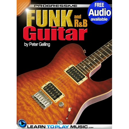 Funk and R&B Guitar Lessons for Beginners - eBook