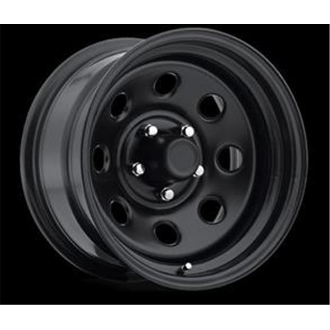 Pro Comp Whl 975865F Xtreme Rock Crawler Series 97 Wheel, Steel Gloss Black