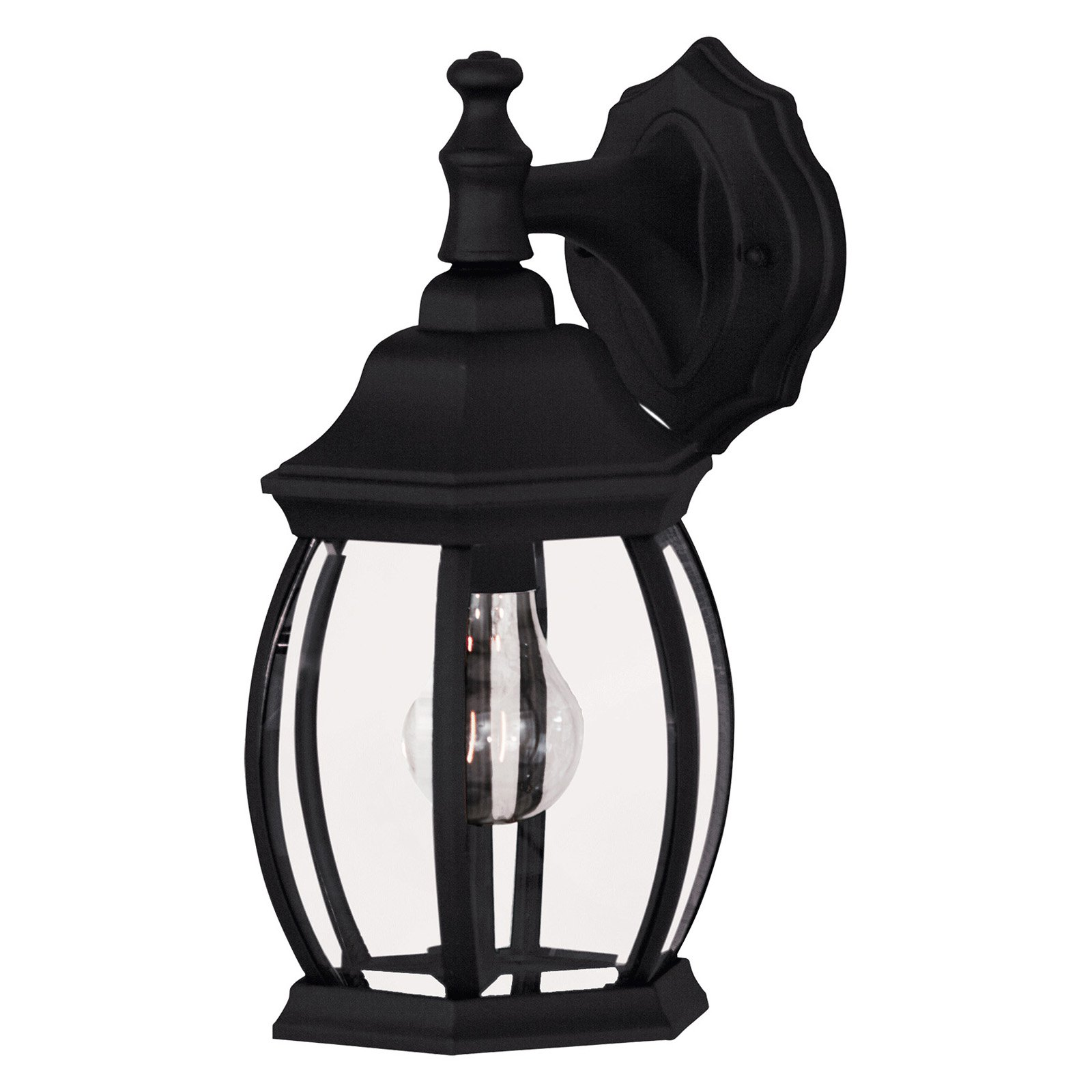 Savoy House Exterior 07069-BLK Outdoor Wall Lantern