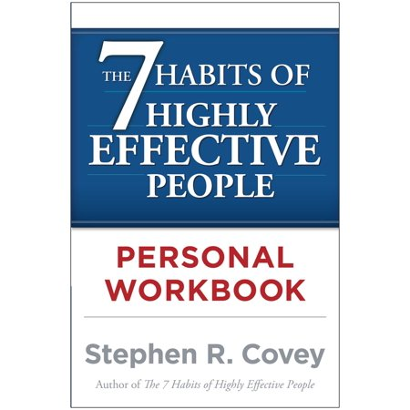 The 7 Habits of Highly Effective People Personal (7 Habits Of Highly Effective People Quiz)