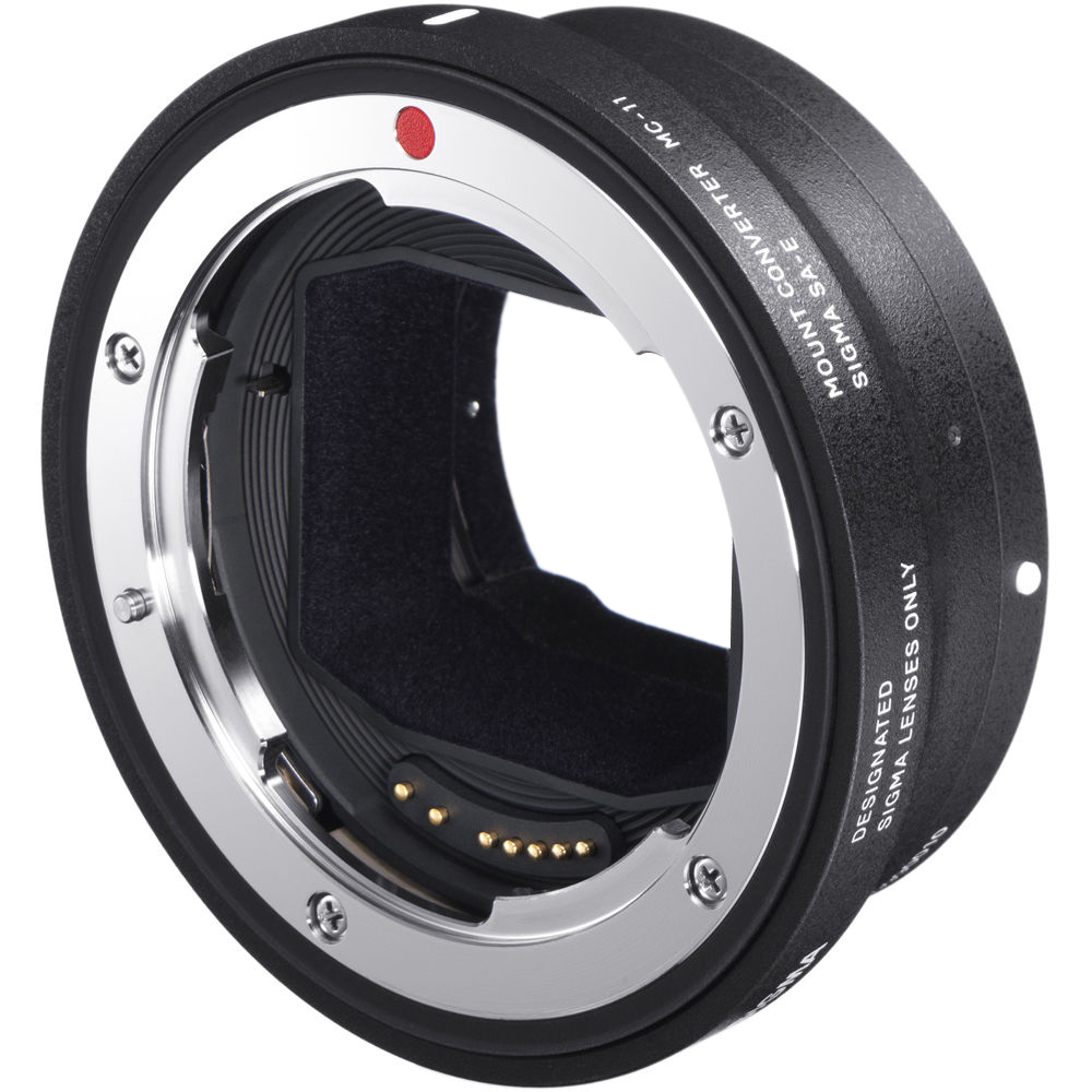 Sigma MC-11 Mount Converter (Canon EOS EF to Sony Alpha E-Mount)