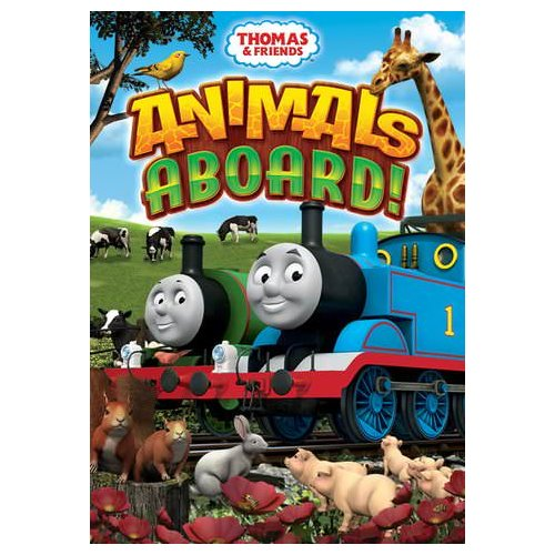 Thomas and Friends: Animals Aboard (2013)