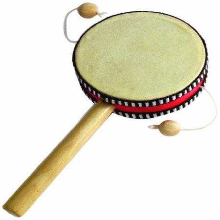 House of Marbles Monkey Drum (Magnificent Marble)