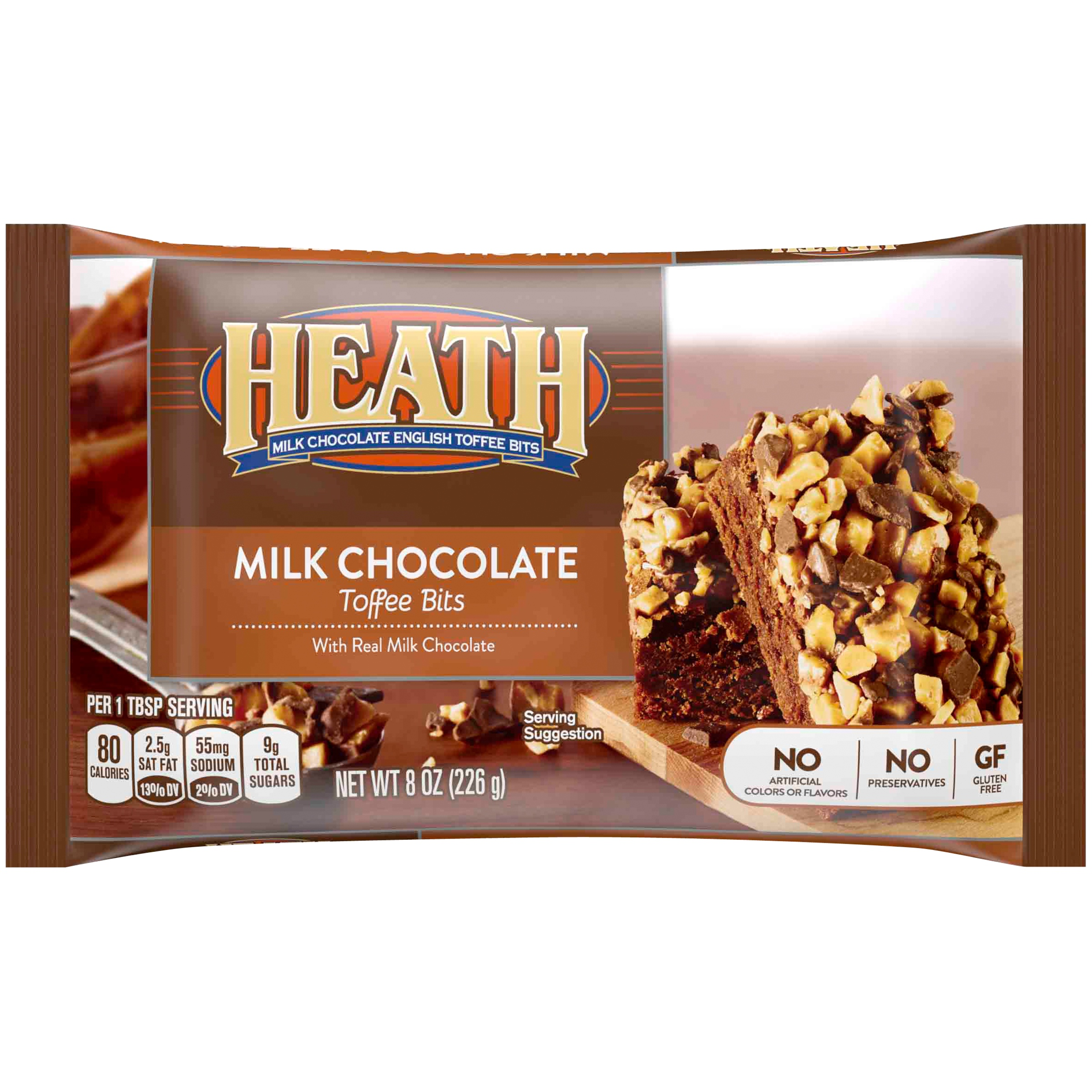 HEATH English Toffee Bits, 8 oz