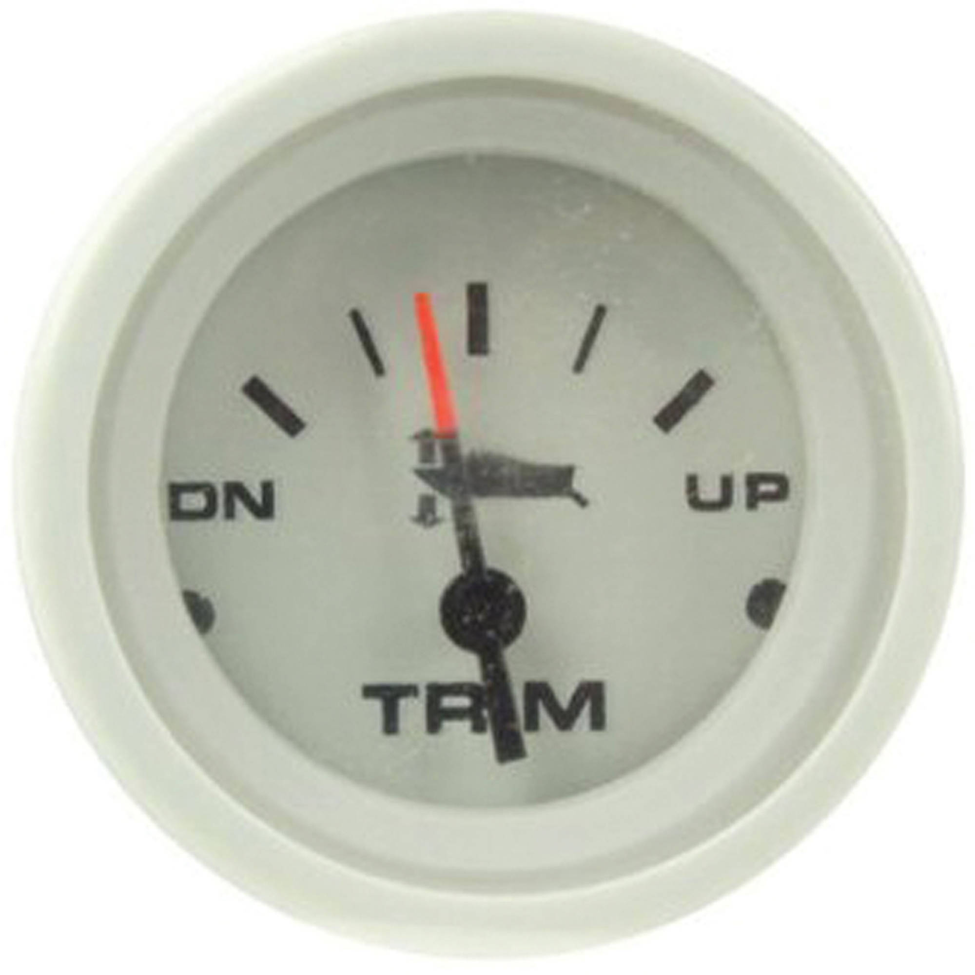 SeaStar Solutions Arctic Trim Gauge for Evinrude/Johnson Outboards