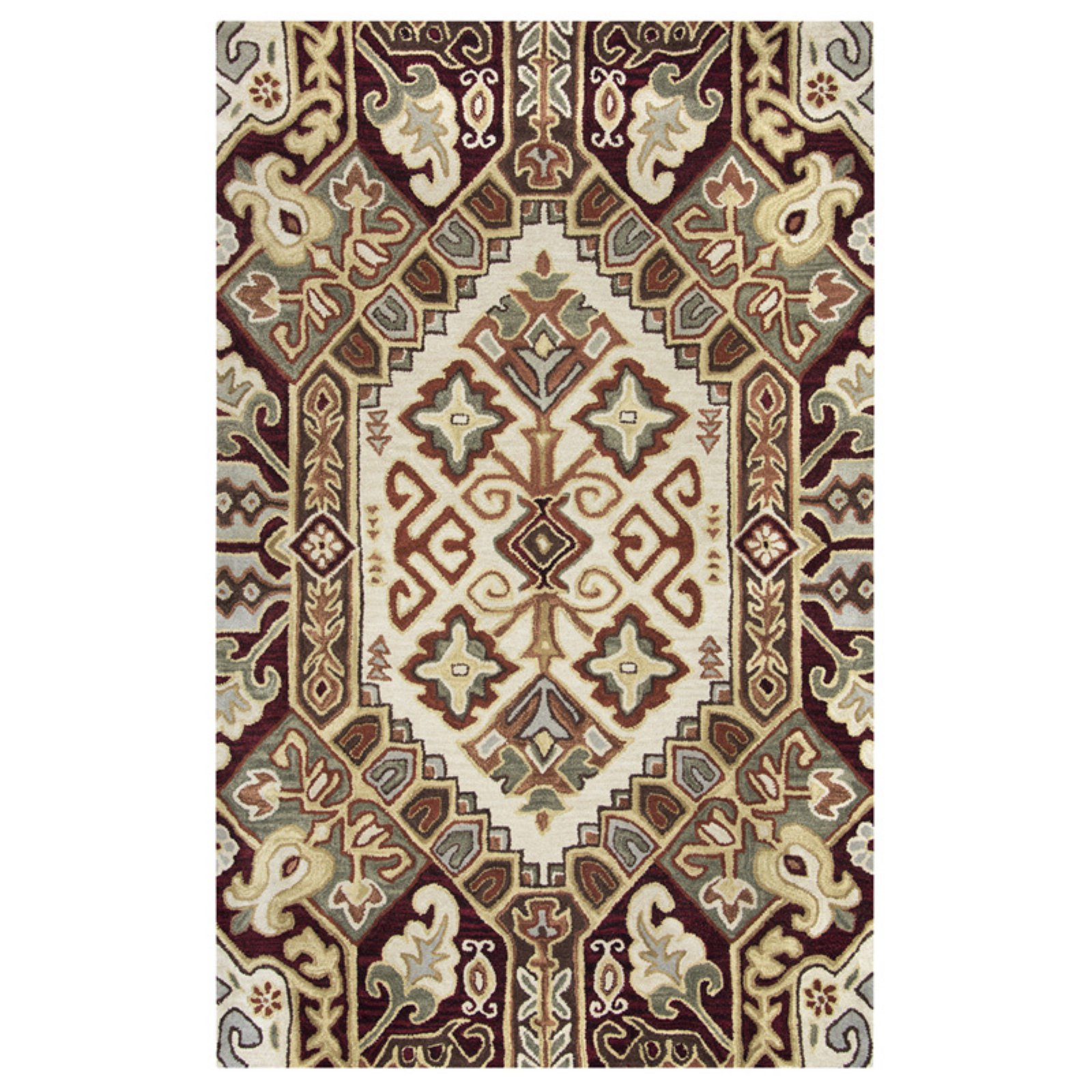 Rizzy Home Southwest SU8105 Rug - (9 Foot x 12 Foot)