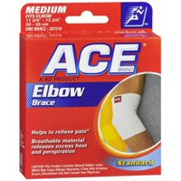 ACE Elbow Brace Medium 1 Each (Pack of 2)