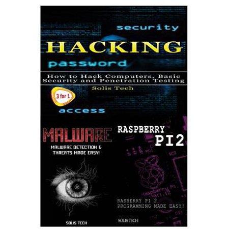 Hacking   Malware   Raspberry Pi 2