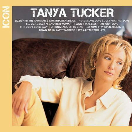 Tanya Tucker   Icon Series  Tanya Tucker  Cd