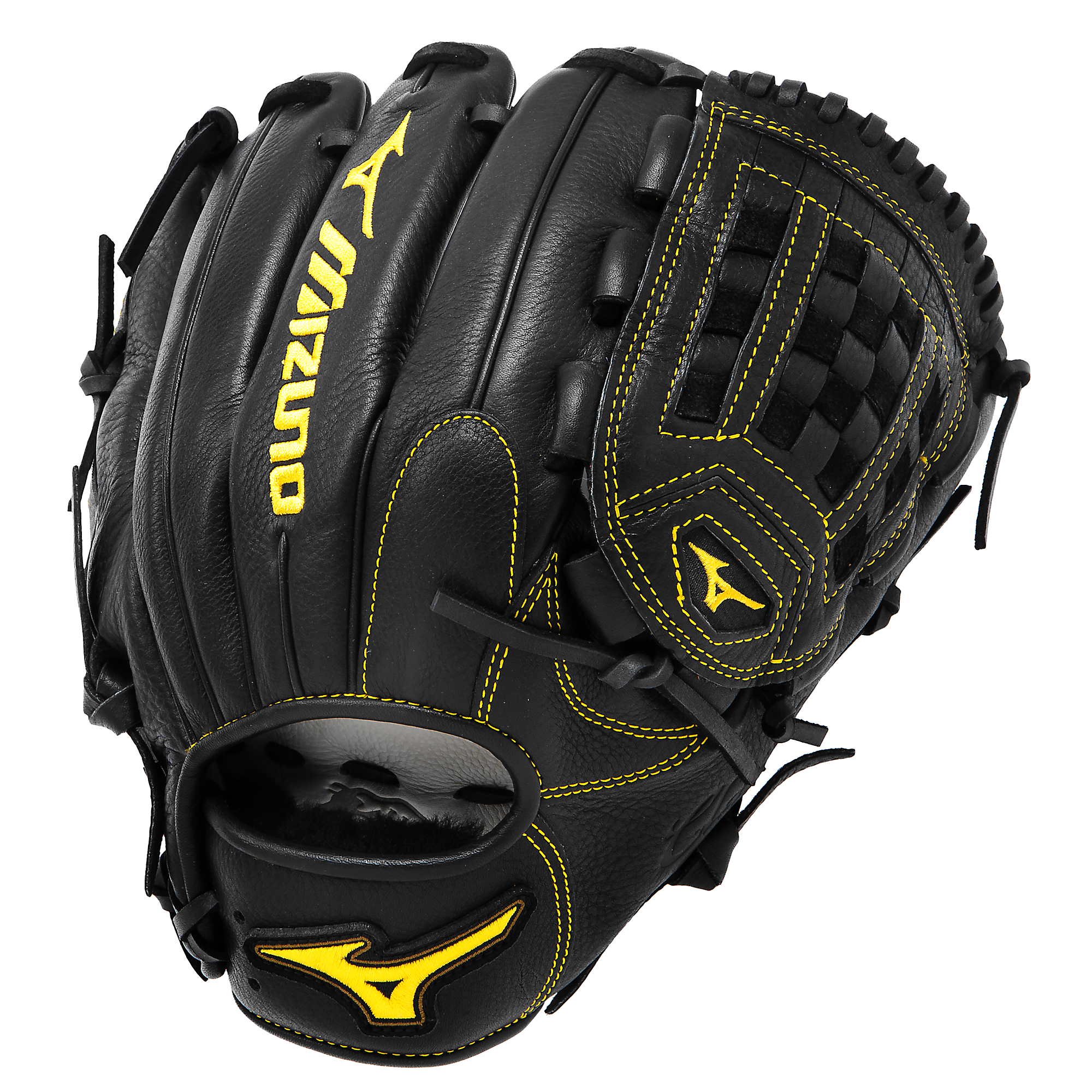 "Mizuno 12"" Classic Pro Soft Series Pitcher Baseball Glove, Right Hand Throw"