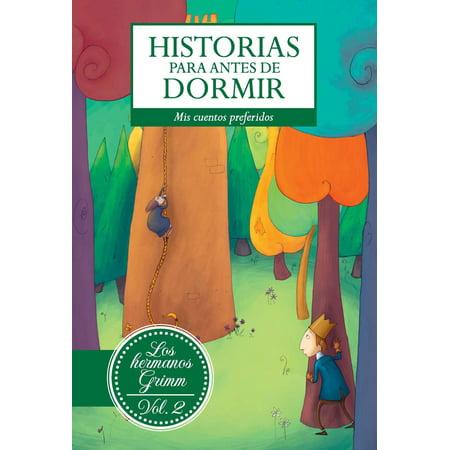 Historias De Vampiros Para Halloween (Historias para antes de dormir. Vol. 2 Hermanos Grimm -)