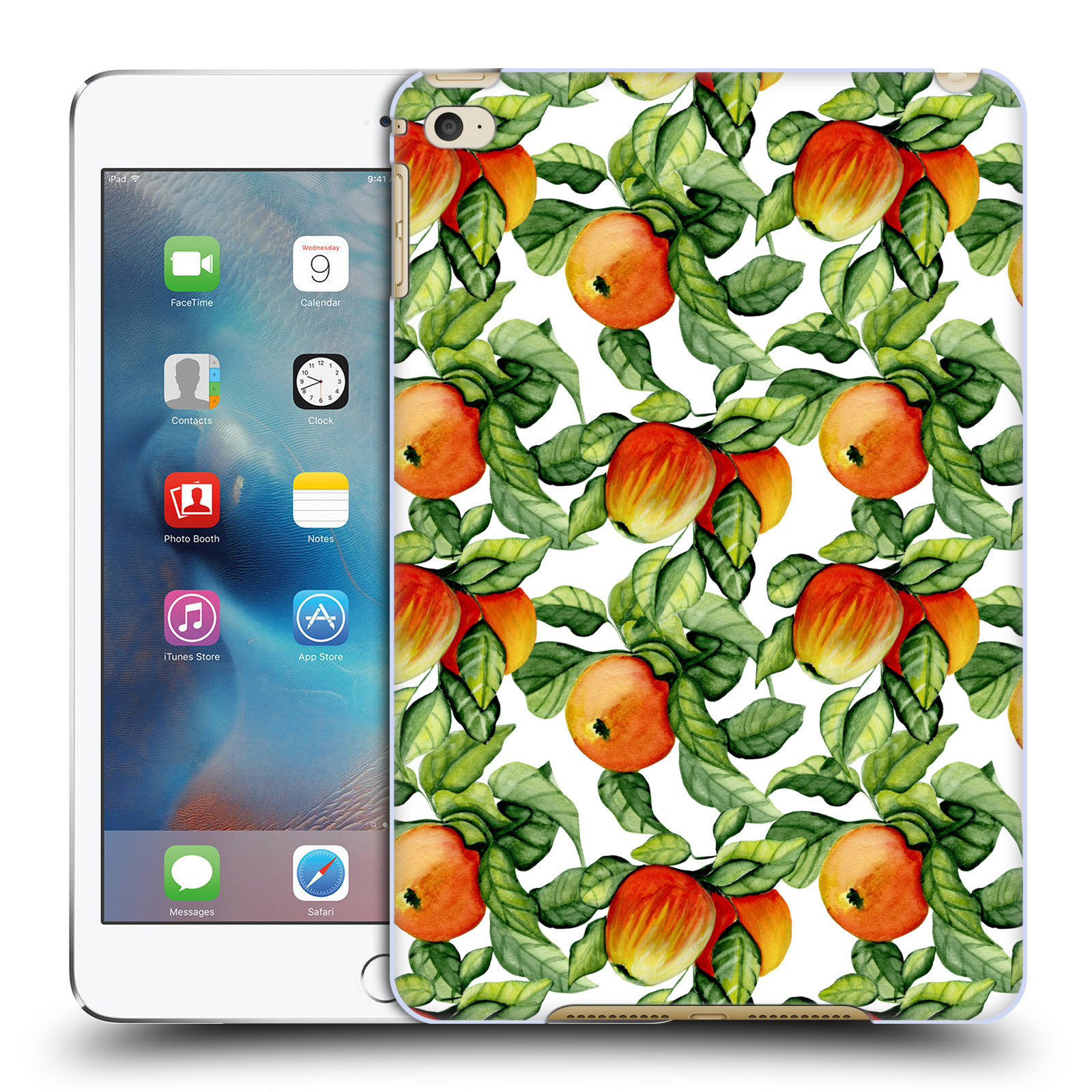 OFFICIAL JULIA BADEEVA  ASSORTED PATTERNS 2 HARD BACK CASE FOR APPLE IPAD