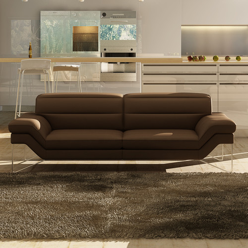 J&M Furniture Astro Leather Sofa