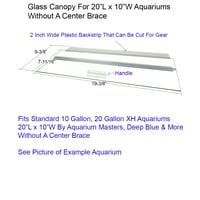 Glass Aquariums & Fish Tanks - Walmart com