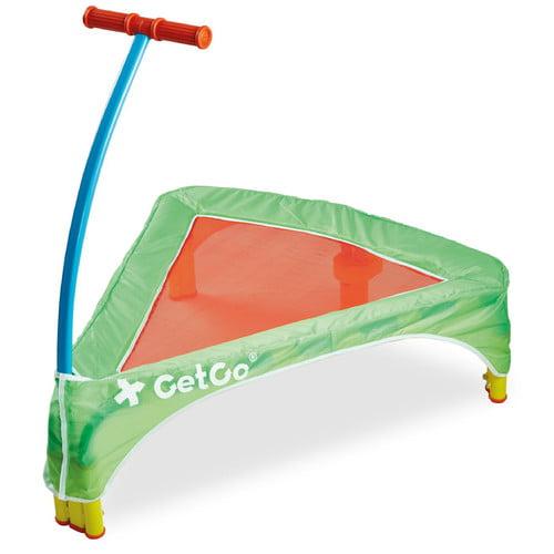 Diggin Active Foldaway 37-Inch Trampoline, Green