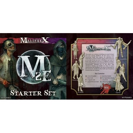 Malifaux 2nd Edition Starter Set Card Game - image 1 of 1