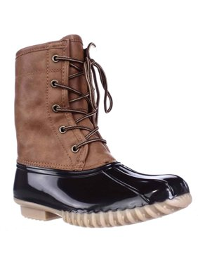 efb01888a5e8e2 Product Image Womens The Orginal Duck Boot Arianna Flannel Lined Boots