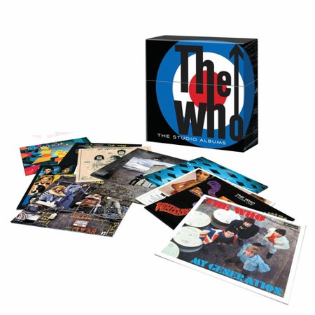 The Studio Albums  14 Lp   Box Set   Vinyl