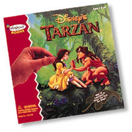 Colorforms Book, Disney's Tarzan](Child Tarzan)
