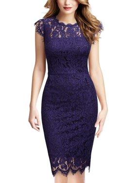 f22591fbd7c14 Purple Womens Dresses & Jumpsuits - Walmart.com