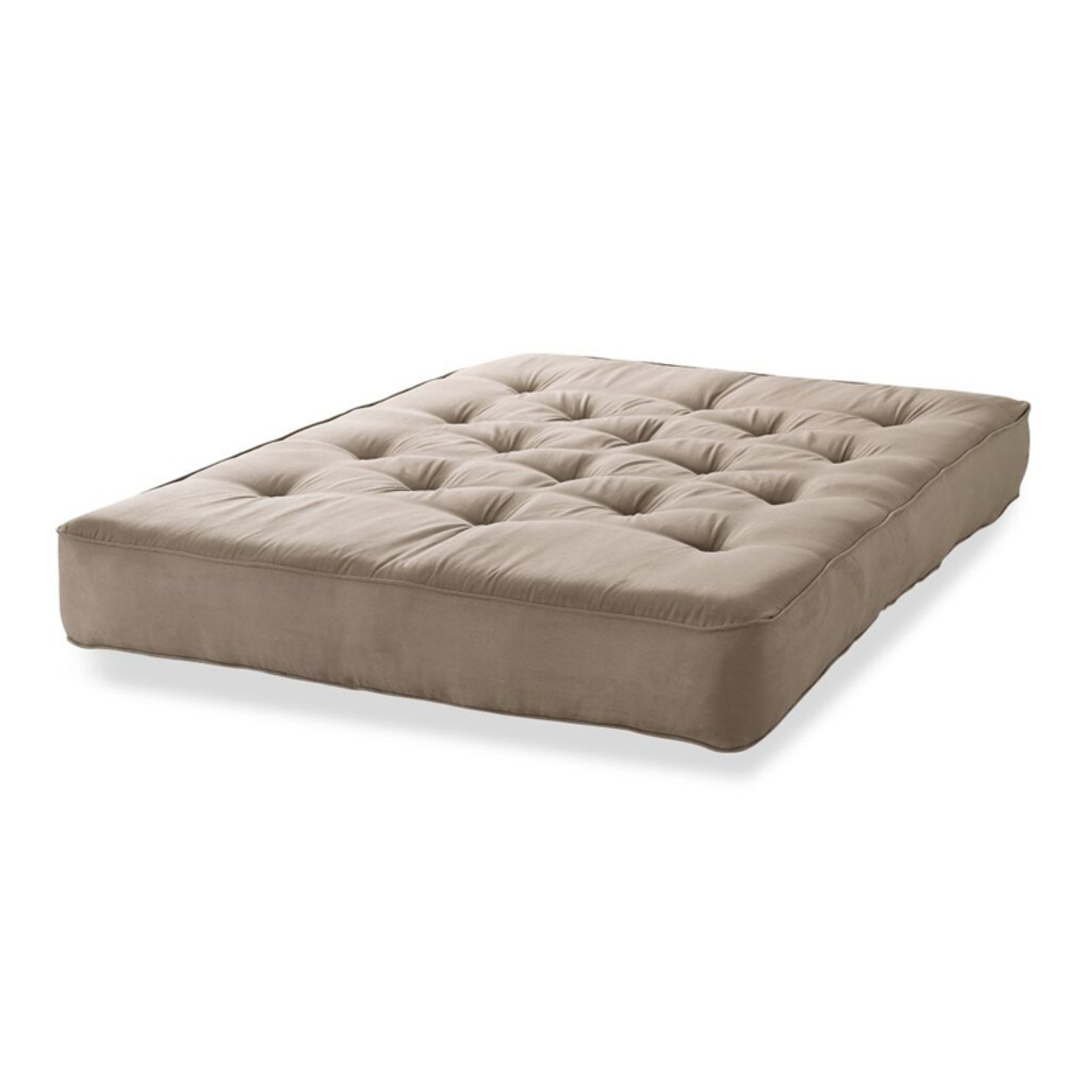 Simmons Beautyrest 8 in. Pocketed Coil Innerspring Futon Mattress by Overstock